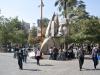 Santiago statue