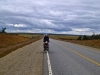 The long bleak roads of Tierra Del Fuego