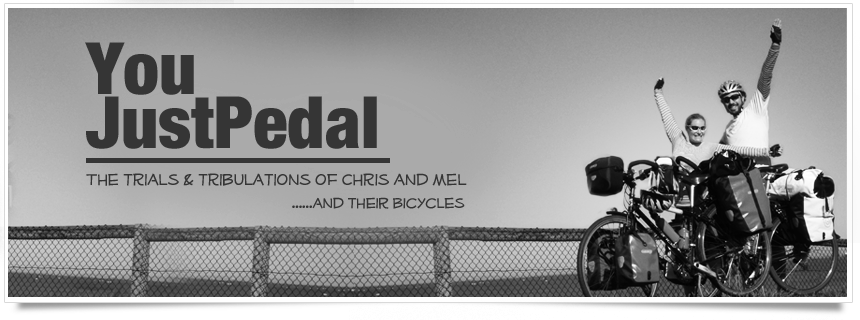 youjustpedal