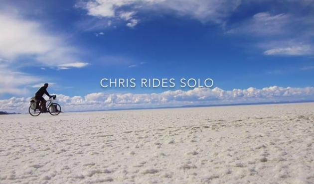 Chris Rides Solo – Trailer